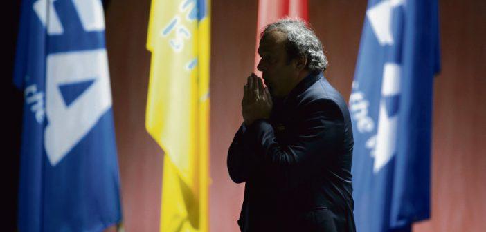 FIFA: fin de partie pour Michel Platini