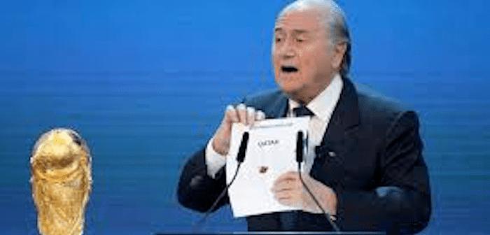 Corruption:  Blatter estime qu'il faut retirer l'organisation du Mondial 2022 au Qatar